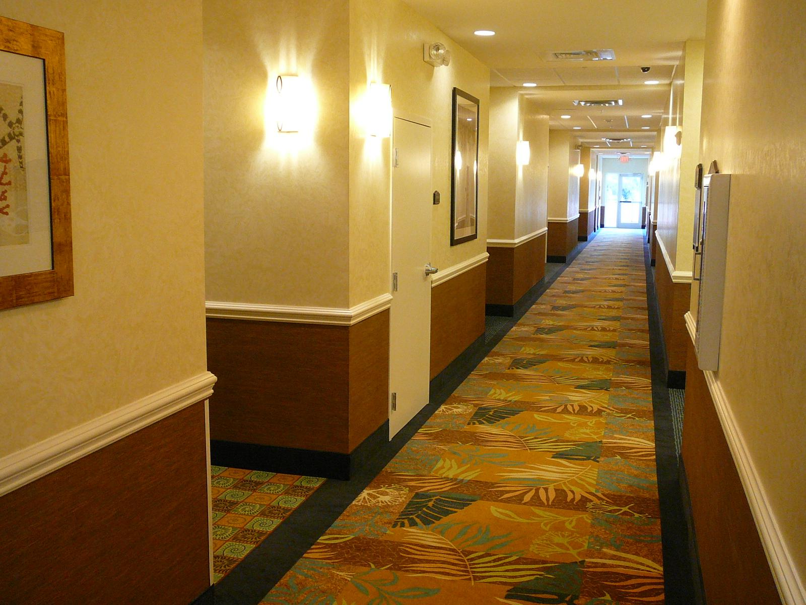 1000 images about corridor design on pinterest for Hotel wall design