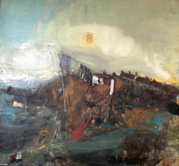 JoanEardley-Winter Sun No.1 1963